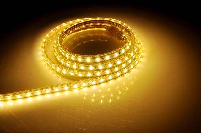 Gros plans sur les modules LED